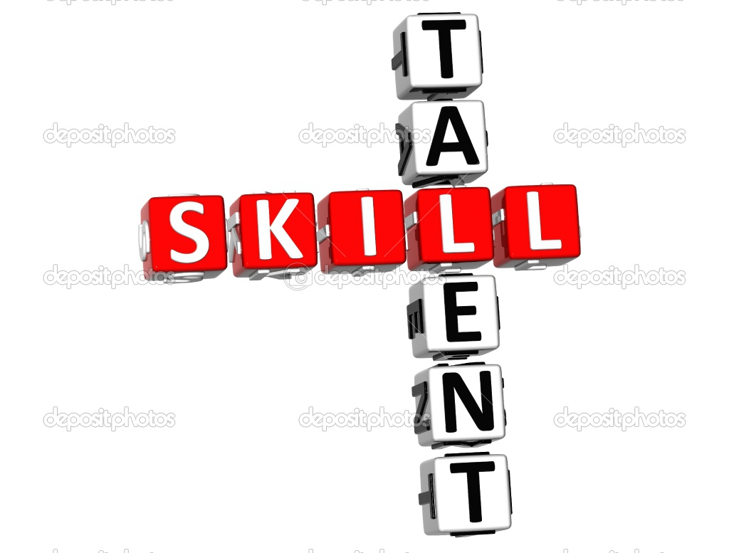 entrepreneurship skill or talent because you think